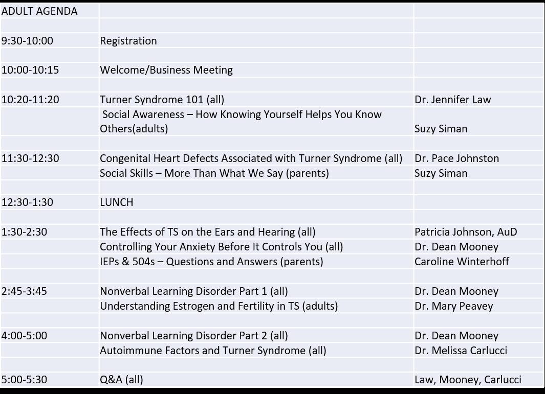 adult-schedule